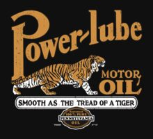 Powerlube Motor Oil by KlassicKarTeez