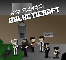 AH Plays: Galacticraft by scottster246