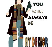 The Fourth Doctor by rwang