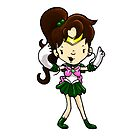 Sailor Scout Sailor JUPITER by Bantambb