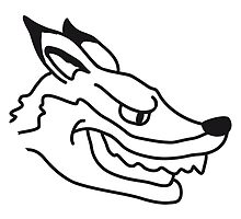 Evil Fox Face by Style-O-Mat