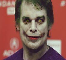 Dark Joker by Stewart Leach