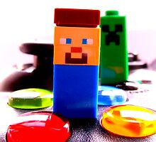minecrafting by joncliftonphoto