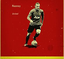 Rooney by Jim Roberts