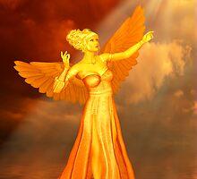 Golden Angel by LoneAngel