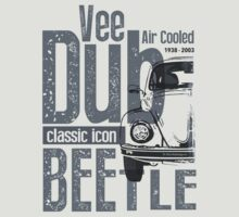 V-Dub Classic T-shirt by NuDesign