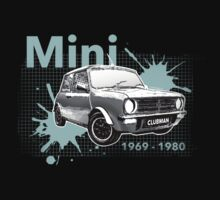 Classic Car T-shirt by NuDesign