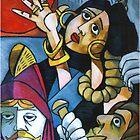 Esmeralda Being Hung by Robert Holewinski