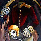 The Headless Horseman by Robert Holewinski
