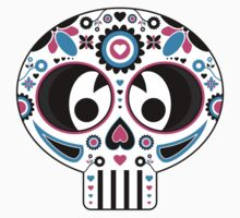 Mexican 'Day of the Dead' Skull Kids Clothes