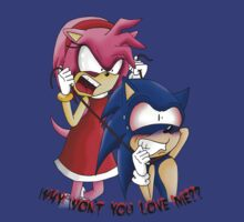 Sonic Love Me by SonicGeek
