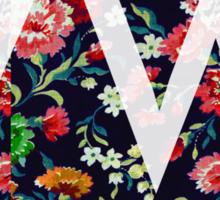 Vampire Weekend // MVOTC Floral Sticker