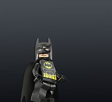 Lego Batman by amyg213