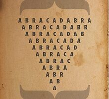 Abracadabra Phone Case by Mushu11
