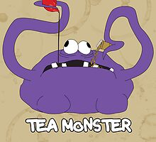 Tea Monster by Styl0