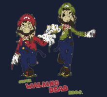 Super Walking Dead Bros. by SuperDeano