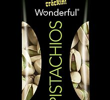 Pistachios drive me nuts by The RealDealBeal
