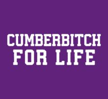 Cumberbitch For Life T-Shirt