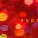 L O V E - Valentine's day/Love greeting card by Scott Mitchell