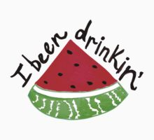 I Been Drinkin' Watermelon by wickedtongue