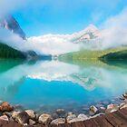 Lake Louise by David Geoffrey Gosling (Dave Gosling)