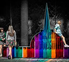 Sitting on a Rainbow by Mieke Boynton