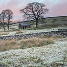 Shutlingsloe Barn by James Grant