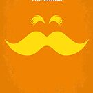 No261 My THE LORAX minimal movie poster by Chungkong