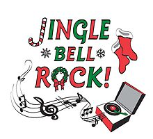 Jingle Bell Rock by desarae