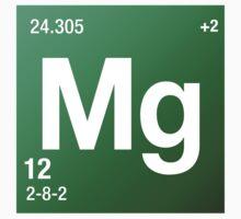 Element Magnesium by Defstar