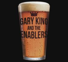 Gary King and the Enablers - Pint by Frazer Varney