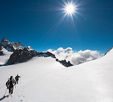 walking on the Giant by vinciber