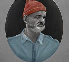 Bill Murray by thomasmoore