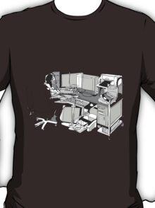 COMPUTER OFFICE WORKER T-Shirt