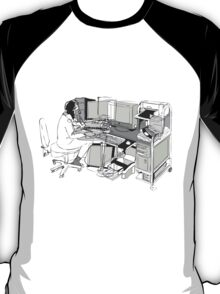 COMPUTER OFFICE WORKER T-Shirt