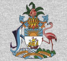 Coat of Arms of The Bahamas by cadellin