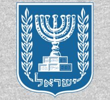 Coat of Arms of Israel by cadellin