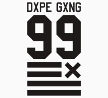 DXPE in Black by ParadiseGlobal