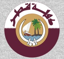 Coat of Arms of Qatar by cadellin