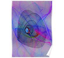cosmic turn Poster