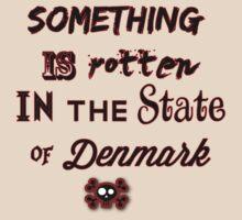 Rotten In Denmark by Jasmine Heard