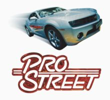 """STREET PRO"" Designer tees and stickers by nhk999"