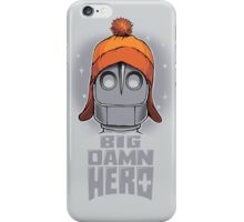 Big Damn Hero iPhone Case/Skin