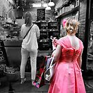 Girl in Pink by Robyn Lakeman
