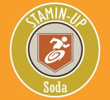 Stamin-Up Perk-A-Cola Label by TBoneCaputo