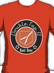 Double Tap II Perk-A-Cola Label T-Shirt