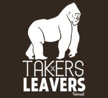 ISHMAEL // TAKERS vs LEAVERS by rule30