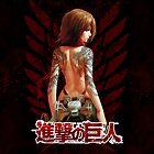 Attack on Titan - My Mikasa by jebez-kali