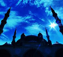 Selimiye Mosque by aresvies