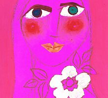 Persephone, Pretty in Pink by Rosemary Brown